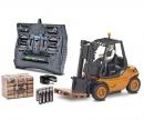 carson 1:14 Linde Forklift 2.4G 100% RTR orange