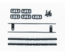 1:14 Trailer door locking set