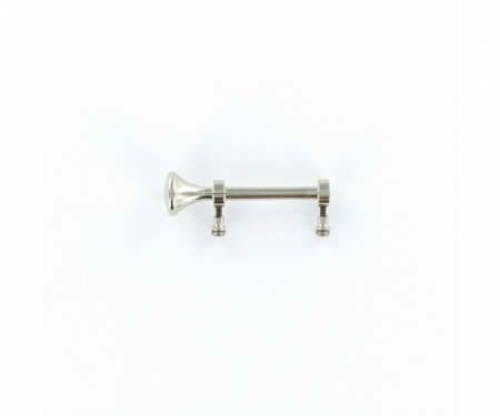 1:14 Metal Air horn 36mm (1) nickel pl.