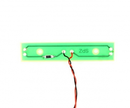 carson 1:14 7,2-14V PCB License plate illumin.