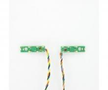 carson 1:14 12V LED-PCB 6-Section taillight