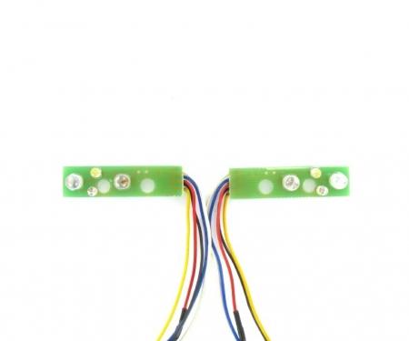 1:14 12V MAN LED-Rücklichtplatine