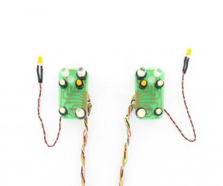 carson 1:14 7,2V MAN LED-Scheinwerferplatine