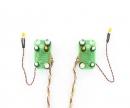1:14 12V LED-PCB MAN Headlight