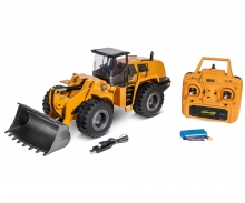 1:14 Metal Wheeled Loader 10CH RTR
