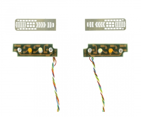 carson 1:14 7,2/12V LED-PCB Taillight VolvoFH16