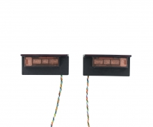 carson 1:14 7,2/14V Volvo Rücklichtplatine