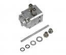 Hydraulic single control valve
