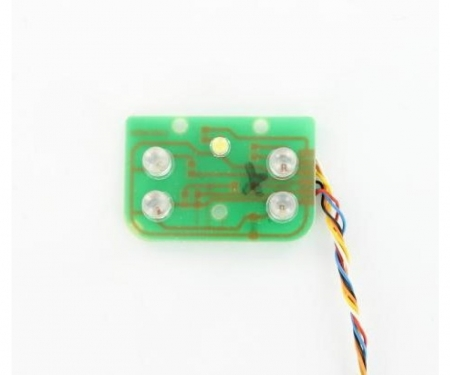 1:14 7,2V LED-PCB Cascadia Taillight