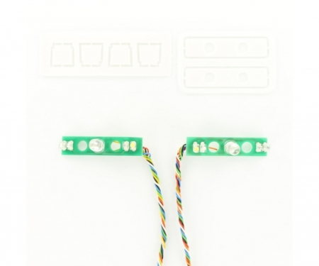 carson 1:14 7,2V LED-PCB Scania Taillight