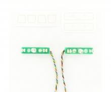 1:14 12V LED-PCB Scania Taillight