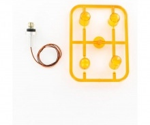 1:14 SMD-Rundumleuchte orange senkr.(1)