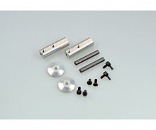 1:14 Alum. Trailer support legs (2) 67mm