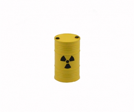 carson 1:14 Alu Fass Atom gelb pulverbesch.