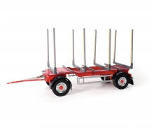 carson 1:14 2-axle stanchion-trailer Riedler