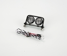 Front Lightbar Offroad w/ 2 Lights 18mm
