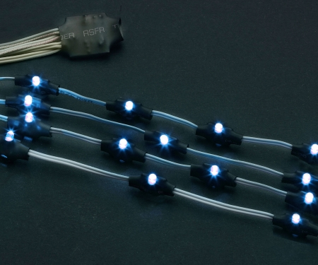 Underground LED Light blue