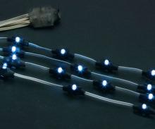Underground LED Light blue