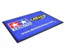 Doormat TA/CA blue 60x85cm