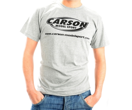 T-Shirt CARSON grey - M