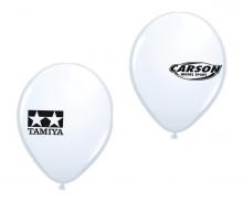carson Luftballon TAMIYA/CARSON weiß (100)