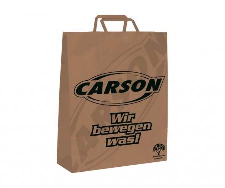 carson Carson Paper Bag 45x17x47