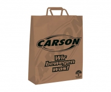 Carson Papiertüte 45x17x47 groß