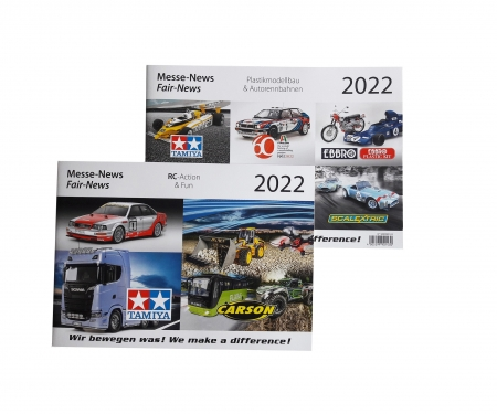carson TAMIYA-CARSON Toy Fair News 2021 DE/EN