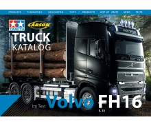 carson Truck-Katalog Vol.3 TAMIYA/CARS. DE/EN