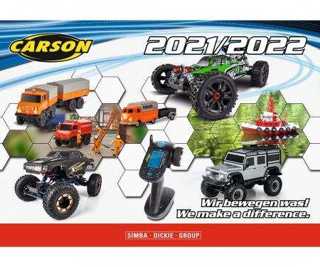 carson CARSON Catalogue DE/EN 2021
