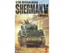carson 1:35 British Army SHERMAN 5 M4A4