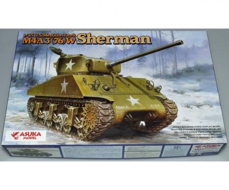 carson 1:35 US M4A3(76)W SHERMAN