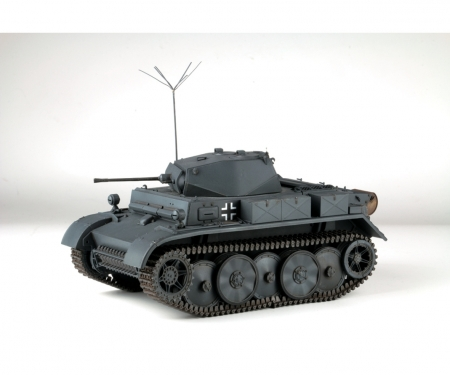 carson 1:35 Ger.Pz.Kpfw.II Ausf.L LUCHS (Early)