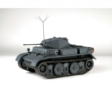 carson 1:35 Dt. Pz.Kpfw.II Ausf.L LUCHS (Early)