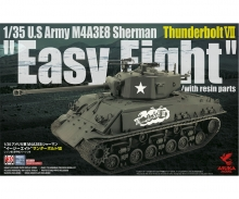 1:35 M4A3E8 Sherman Easy8 Thunderb. VII