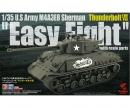 1:35 M4A3E8 Sherman Easy8 Thunderb. VII