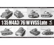 carson 1:35 M4A3(76)W VVSS Late