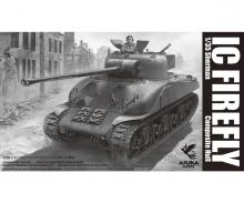 carson 1:35 Brit.Sherman IC FIREFLY compos.hull