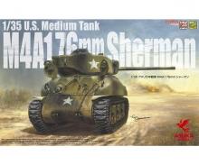 carson 1:35  M4A1 76mm