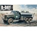 1:35 2.5Ton, 6x6 Water Tank Truck