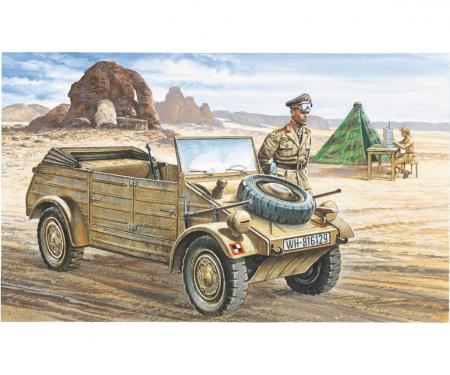 carson 1:35 VW Typ 82 Kübelwagen