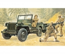 carson 1:35 WWII US Off-Road Support Vehicle