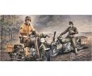 carson 1:35 U.S. Motorräder WWII