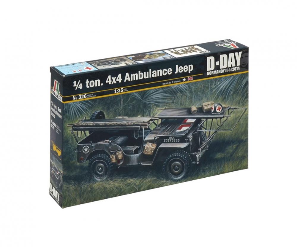 1 35 1 4 ton 4x4 krankenwagen jeep milit r fahrzeuge 1. Black Bedroom Furniture Sets. Home Design Ideas