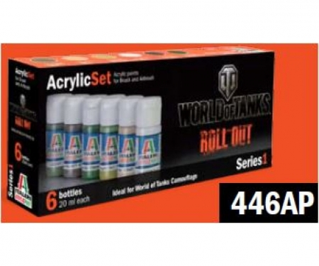 carson Acryl Set World of Tanks Roll Out (6)