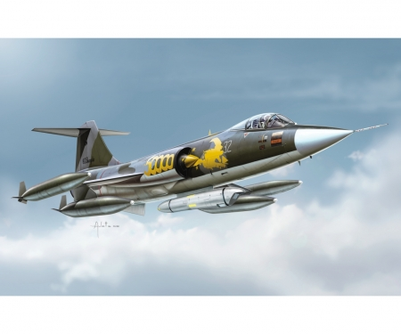 """carson 1:72 F-104 G """"Recce"""""""