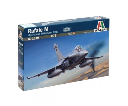 carson 1:72 RAFALE M Operations Exterieures '11