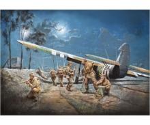 1:72 AS.51 HORSA Mk.I/II&Brit.Fallschirm