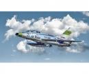 carson 1:72 F-100F Super Sabre