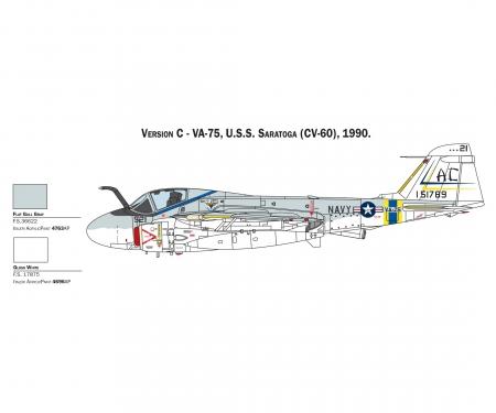 carson 1:72 KA-6D Intruder